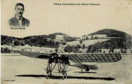 42*Loire* - Saint Etienne - Fêtes D' Aviation De Saint Etienne - Emile Obre - Saint Etienne