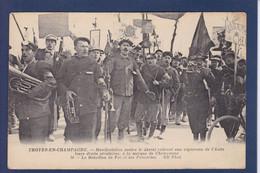 CPA [10] Aube > Bar-sur-Aube Non Circulé Révolte Des Vignerons événements Viticoles 1911 Troyes - Bar-sur-Aube