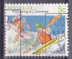 Australie - Australia - Australien - Kayaking & Canoeing - Sport - 1990 - Used - Gebraucht - Usato - - Usati