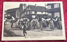 Mietesheim Kermesse Alsacienne -☛Carte Postale CPA-☛C-peu Courante-WW2 1940-Alsace [57] Moselle RégionGrand Est. - Other Municipalities