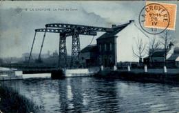 België -  La Croyere Le Pont Du Canal - 1913 - Non Classificati