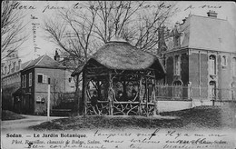 SEDAN --.CONCERT Au Kiosque Du Jardin Botanique - ANIMATION - Sedan