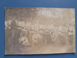 49ème Régiment Territorial D'Infanterie - Belfort (90) - 7ème Compagnie à Chamesol (25) 31-08-1915 - Cachet De L'unité - Guerre, Militaire