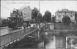 SEDAN --. Le Pont De La Gare - Sedan