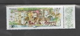 """FRANCE / 2021 / Y&T N° 5481 ** : """"Touristique"""" (Pont-en-Royans - Isére) X 1 BdF D - Unused Stamps"""