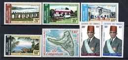 W-12 Comores  PA N° 45 à 51 **  A Saisir !!! - Luchtpost