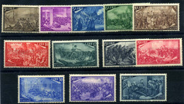 Italia Nº 518/29. Año 1948 - 1946-60: Neufs