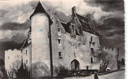 37-LIGNIERES DE TOURAINE MANOIR DE FONTENAY-N°4473-B/0067 - Autres Communes