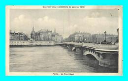 A894 / 047 75 - PARIS Souvenir Des Inondations De Janvier 1910 Le Pont Neuf - Alluvioni Del 1910