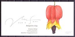 Belgie - 2021 -  ** Natuurlijke  Driekleur - 5 Max. Kaarten **  M. Meersman - Met Handtekening - 2011-..