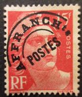 FRANCE Préoblitéré N°104 Sans Gomme - 1893-1947