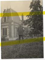 80 SOMME ROISEL Canton PERONNE  PHOTO ALLEMANDE MILITARIA 1914/1918 WK1 WW1 - Roisel