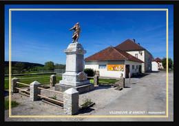 25  VILLENEUVE  D'AMONT  ... Monument - Altri Comuni
