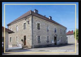 25  VILLENEUVE  D'AMONT  ... La  Mairie - Altri Comuni