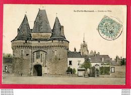 CPA (Réf : Y789) La Ferté-Bernard (72 SARTHE) Entrée En Ville - La Ferte Bernard
