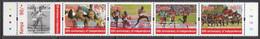 2013 Kenya Sports Champions Running Rugby Olympics Strip Of 5 MNH **Cheaper Than Buying WHOLE Sheet ** - Kenia (1963-...)