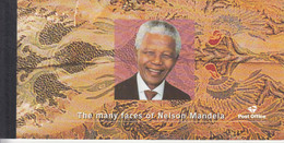 2001 South Africa Mandela The Many Faces Premium Booklet MNH - Ungebraucht