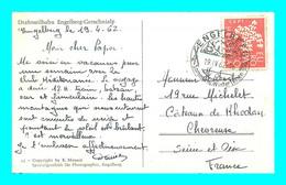 A944 / 521  Suisse Timbre Et Cachet ENGELBERG 1962 - Briefe U. Dokumente