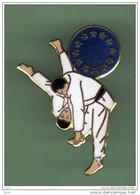 JUDO *** EUROPE ***  0089 - Judo