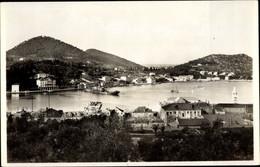 CPA Gruz Sa Lapadom Kroatien, Blick über Den Ort - Kroatien