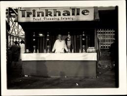 Photo Trinkhalle Paul Plessing Aus Leipzig - Unclassified