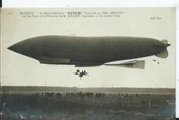 MOISSON - Le Ballon Militaire PATRIE - Airships