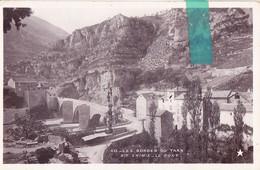 Dyk-  48 Lozère Cpa  Ste ENIMIE 40 - Gorges Du Tarn