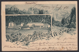 Südtirol / Italien:  Alt Prags, Altprags, Pustertal, Valle Di Braies, Trentino-Alto Adige > Bolzano - Bolzano