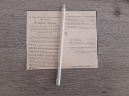 Madeleine Wybouw (Handzame 1902 - Roeselare 1955);Gunst;Vanthuyne;Vanhooren - Santini