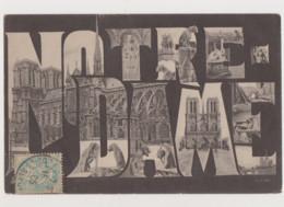 NOTRE-DAME (  De Paris , Multivues ) - Greetings From...