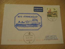FINNEAGLE MS Finnlines Finland Ship Cover TURKU ABO 1999 Cancel SWEDEN - Sonstige