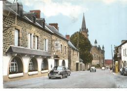 TINTENIAC. CPM. Route Nationale 137. Simca Peugeot Citroen. - Sonstige Gemeinden