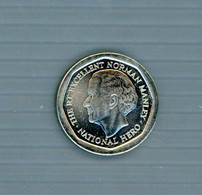 °°° Giamaica Five Dollars 1994 Circolata °°° - Jamaica