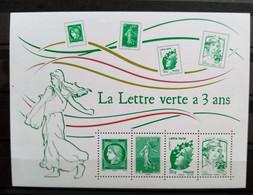 FRANCE NEUF.BF N 4908 La Lettre Verte A 3 Ans - Nuovi