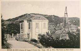 Cartolina - Neviano Dei Rossi - Villa Ferrari Con Ufficio Postale - 1930 Ca. - Parma