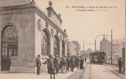 GARE DU CHEMIN DE FER D' INTERET LOCAL - Belfort - City