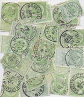 700 TIMBRES N° 56  EN PARFAIT ETATS - 1893-1907 Wapenschild