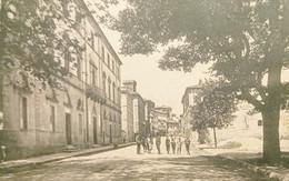 Cartolina - Arcidosso - Corso Vittorio Emanuele - 1914 - Grosseto