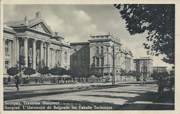 Postcard RA014384 - Srbija (Serbia) Beograd (Belgrade / Singidunum / Belgrado) - Serbia