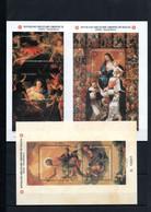 W115 Bel Ensemble Sur Feuilles D'album, De Blocs ** Et Cartes Postales De L'Ordre De Malte  .. A Saisir !!! - Verzamelingen (in Albums)