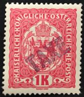 ITALIA - TRENTINO - Sassone BZ3/ 44 - Cat. 2800 Euro - Segnatasse Provvisorio - MH* Linguellato - Trente