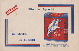 Pile Le Spahi Roux Rene Rue Charras Alger - Electricity & Gas
