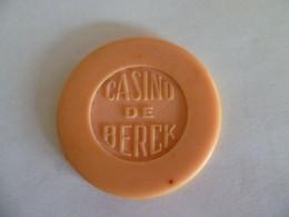 Rare Jeton De Casino Berck 10 Francs - Casino