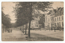 Woluwé-Saint-Lambert Boulevard Brand-Withlock Carte Postale Ancienne Bd De Grande Ceinture WS2 - Woluwe-St-Lambert - St-Lambrechts-Woluwe