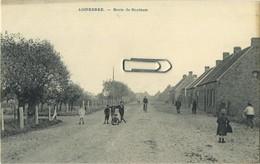 Adinkerke  (  De Panne )   : Route De Houthem  (  Dessaix  Edit . Marie Poupeye ) - De Panne