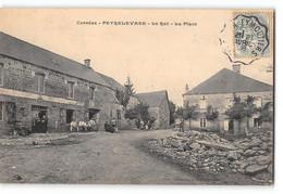 CPA 19 Peyrelevade Le Rat La Place - Other Municipalities