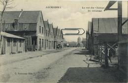 Adinkerke  (  De Panne )   : De Veldstraat - De Panne