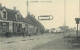 Adinkerke  (  De Panne )   :  Route De Duinkerke  ( Dessaix Edit . Marie Poupeye ) - De Panne