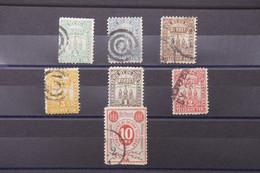 DANEMARK - 7 Valeurs Télégraphes D'émission Locales, à Voir - L 104302 - Local Post Stamps