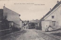 Carte Postale Baulay Rue Du Centre - Autres Communes